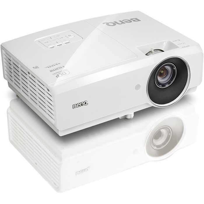 fd3323f1f BenQ MH741 4000 Lumen Full HD 1080p DLP Projector