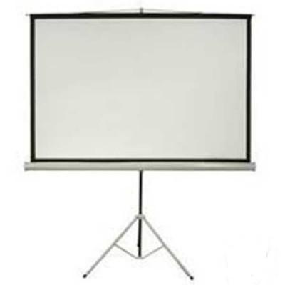 72 x 72 Portable Tripod Projector Screen