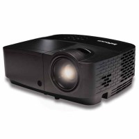 InFocus IN122a 3D Projector - 3500 Lumens, HDMI, USB, Optional Wireless