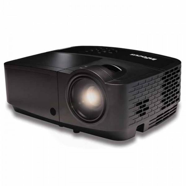 InFocus IN122a 3D Projector - 3500 Lumens, HDMI, USB, Optional Wireless