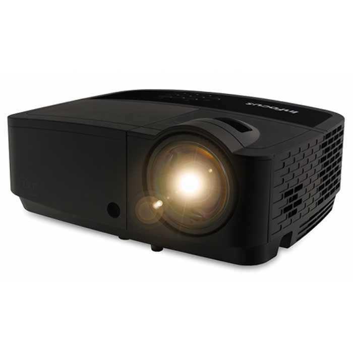 Infocus In124sta Short Throw Xga 3d 3300 Lumens Dlp Projector