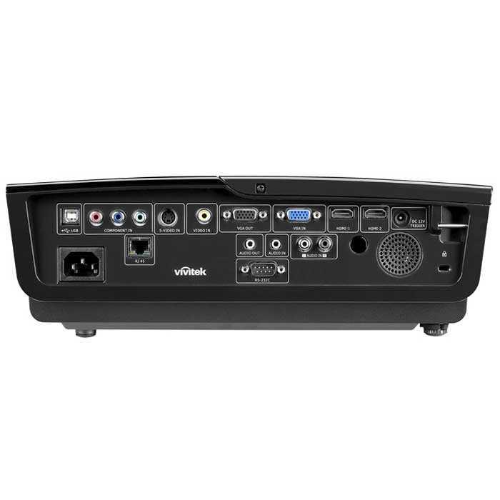 Vivitek D963hd Full Hd Multimedia Projector 4500 Lumens