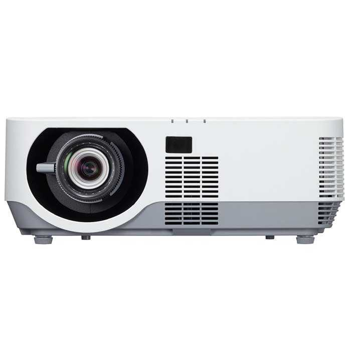 NEC NP-P502H 5000 Lumens Full HD (1920 x 1080) DLP Projector - Dual HDMI, USB, 3D, Optional Wireless