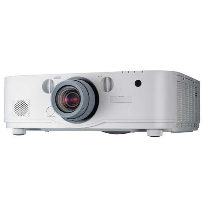 NEC NP-PA621X 6200 Lumens Advanced Professional Installation Projector