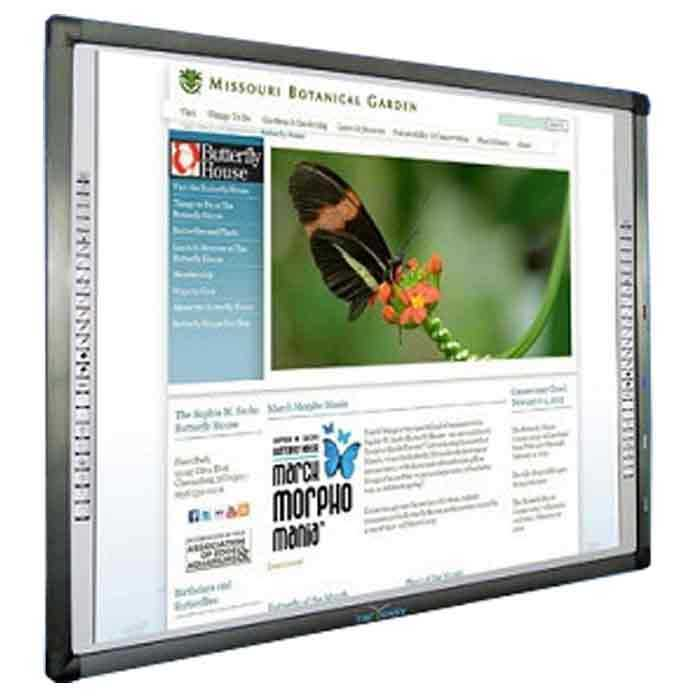 Tacteasy 82-inch Interactive Whiteboard Multitouch Smart Board