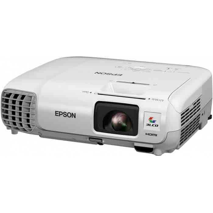 Epson EB S27 LCD 2700 Lumens Portable Projector